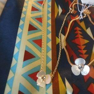 Kate Spade Necklace/Bracelet